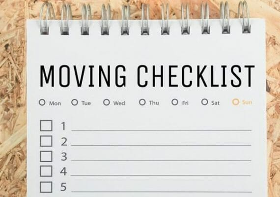 Moving Checklist (Ultimate Relocation Checklist)