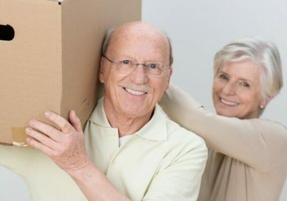 Seniors Moving to Las Vegas