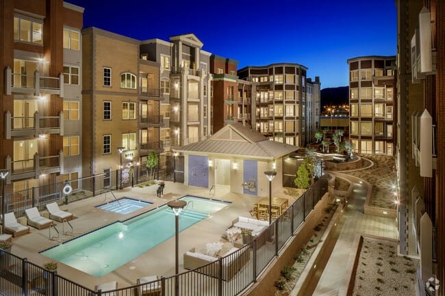 apartments in las vegas nv