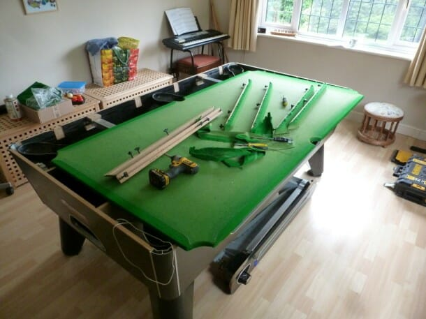 How To Move A Pool Table The Ultimate Guide Updated - Pool table companies near me