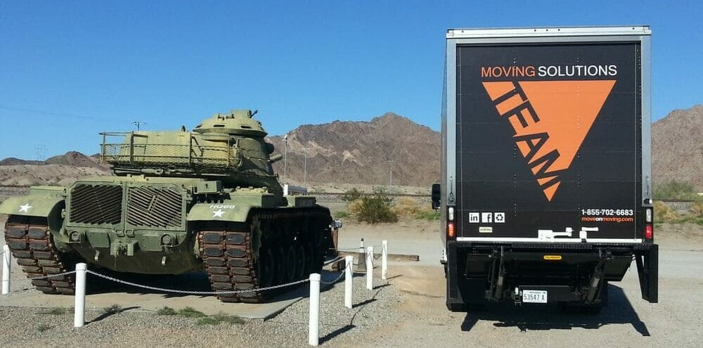 Moving Company Las Vegas