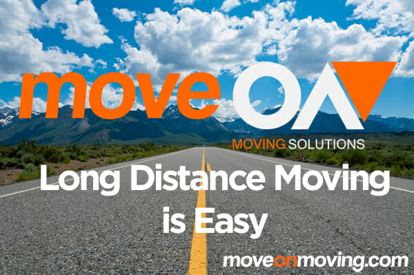long distance moving is easy