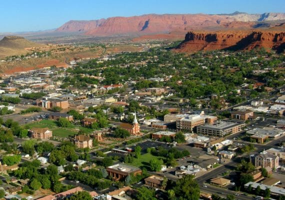 Moving to St. George Utah