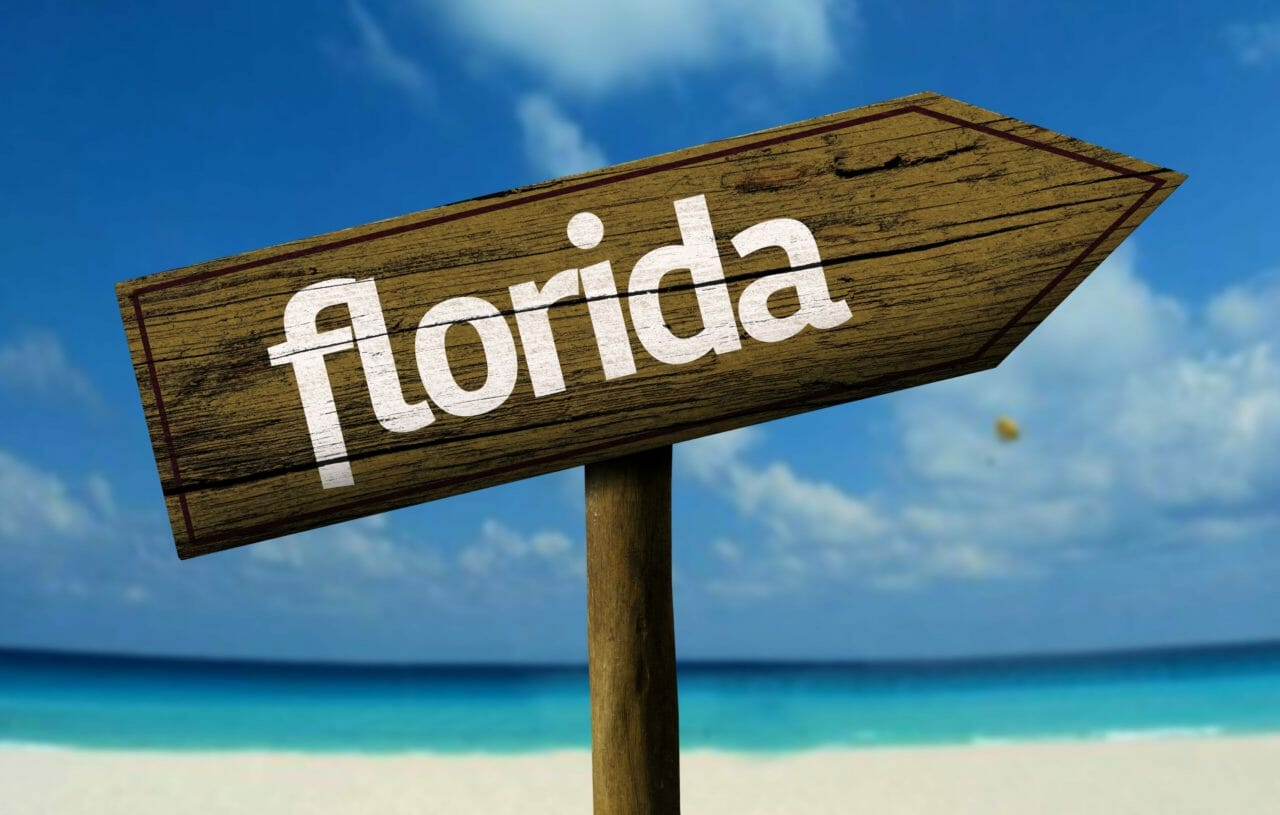 Moving to Florida in 2018